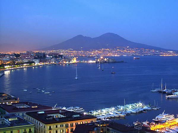 Excursion to Pompei and Sorrento from the port of Naples